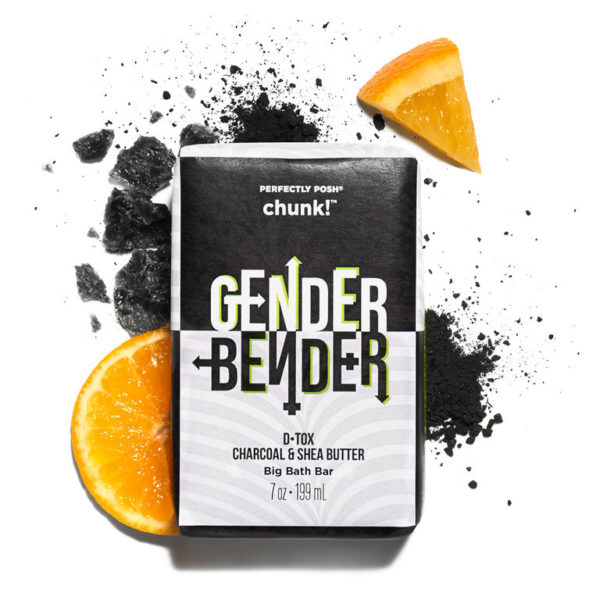 PERFECTLY POSH GENDER CHUNK