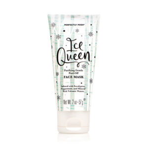 ice queen peel off mask