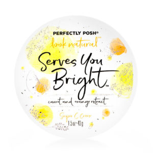 Serves you bright posh