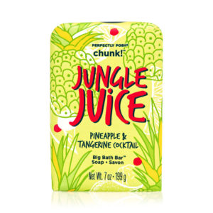 posh jungle juice chunk bar soap
