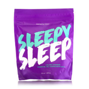 sleep epsom bath salts lavender