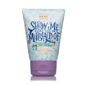 mermaid hand cream melon