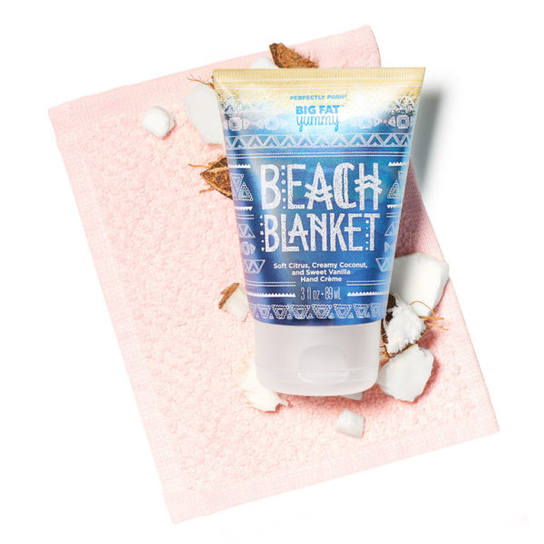 Beach Blanket Hand Cream