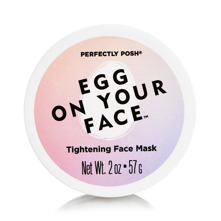 face mask egg on your face perfectly posh