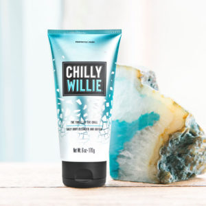 chilly willie soap for men