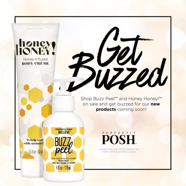 buzz peel honey