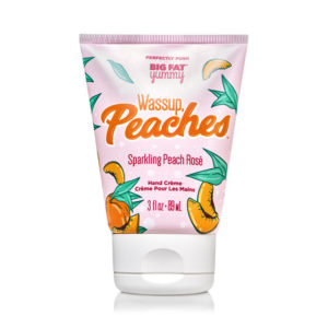 Peaches lotion