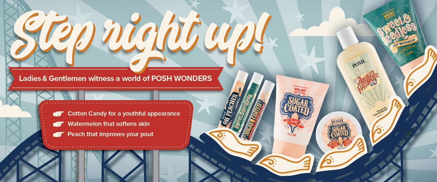 carnival collection by perfectly posh