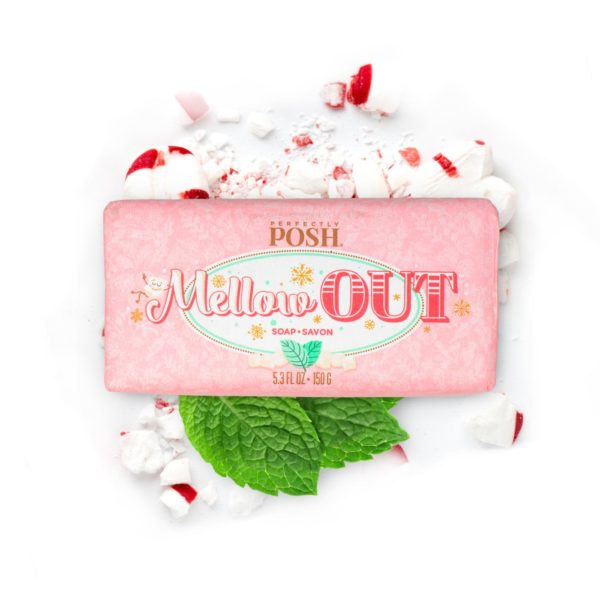 mellow out soap by posh
