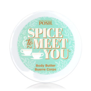 spice to meet you body butter